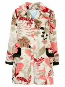 Shrimps Hokus Coat - Multicolour