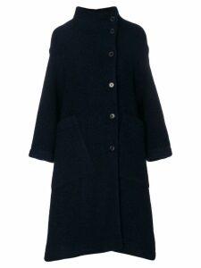 Henrik Vibskov Fab oversize coat - Blue