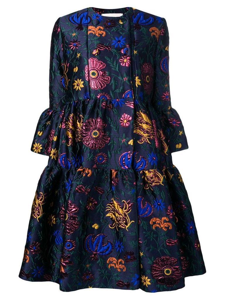 La Doublej Bouncy coat - Blue