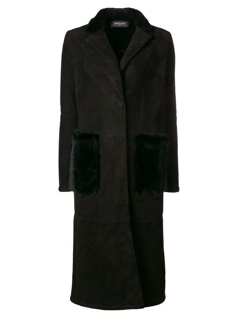 Simonetta Ravizza New York coat - Black