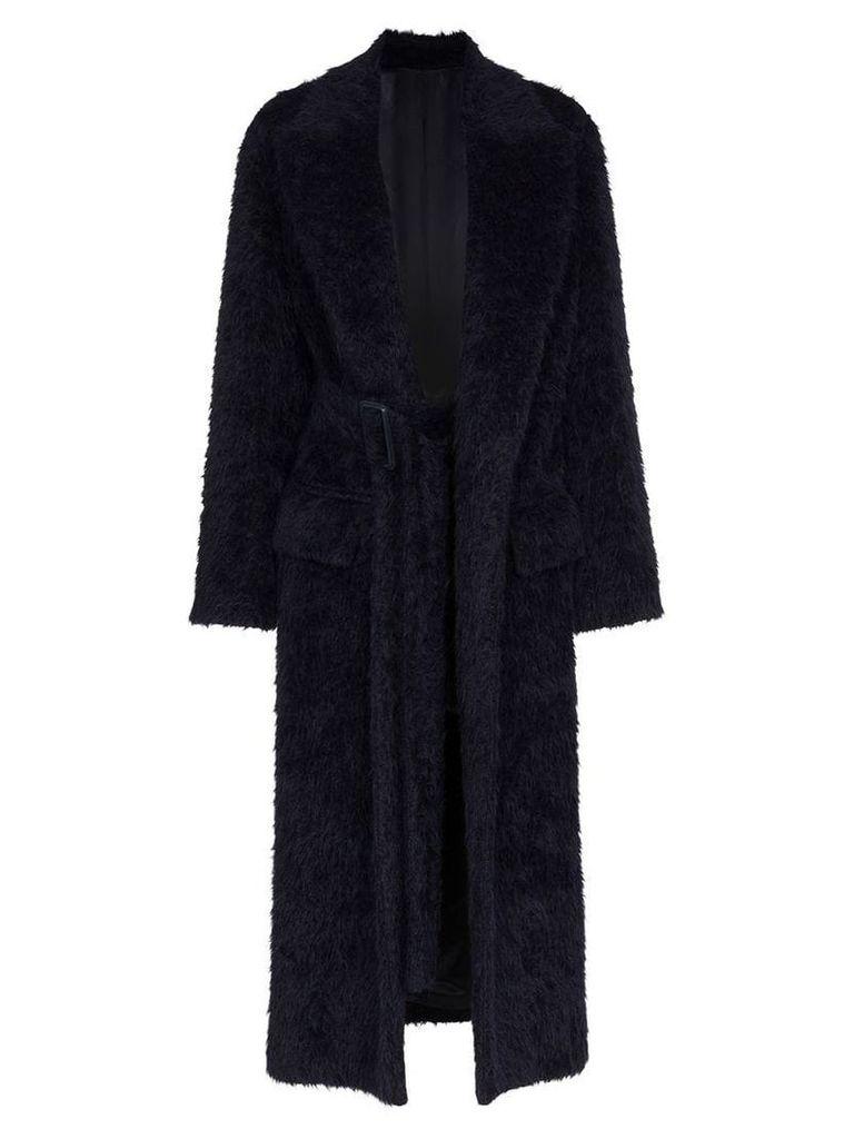 Joseph Paddington Belted Coat - Blue