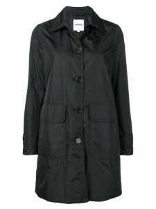 Aspesi single breasted coat - Black