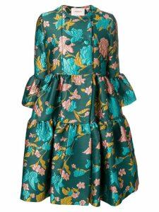 La Doublej Bouncy coat - Green
