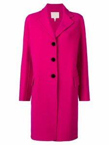 Marc Jacobs single breasted coat - Pink