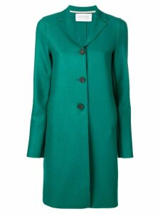 Harris Wharf London three buttons coat - Green