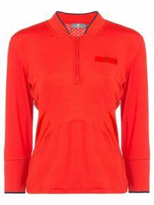 Adidas By Stella Mccartney Barricade 3/4 T-shirt - Red