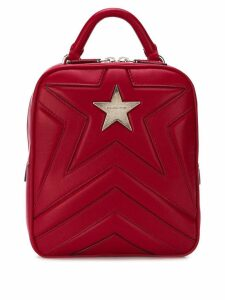 Stella McCartney star backpack - Red