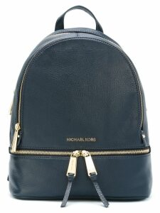 Michael Michael Kors small 'Rhea' backpack - Blue