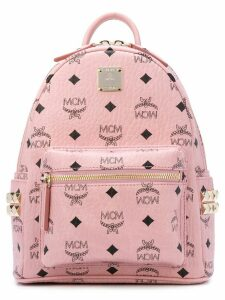 MCM mini Stark backpack - Pink