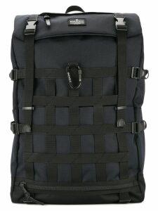 Makavelic Chase Meshwork backpack - Blue