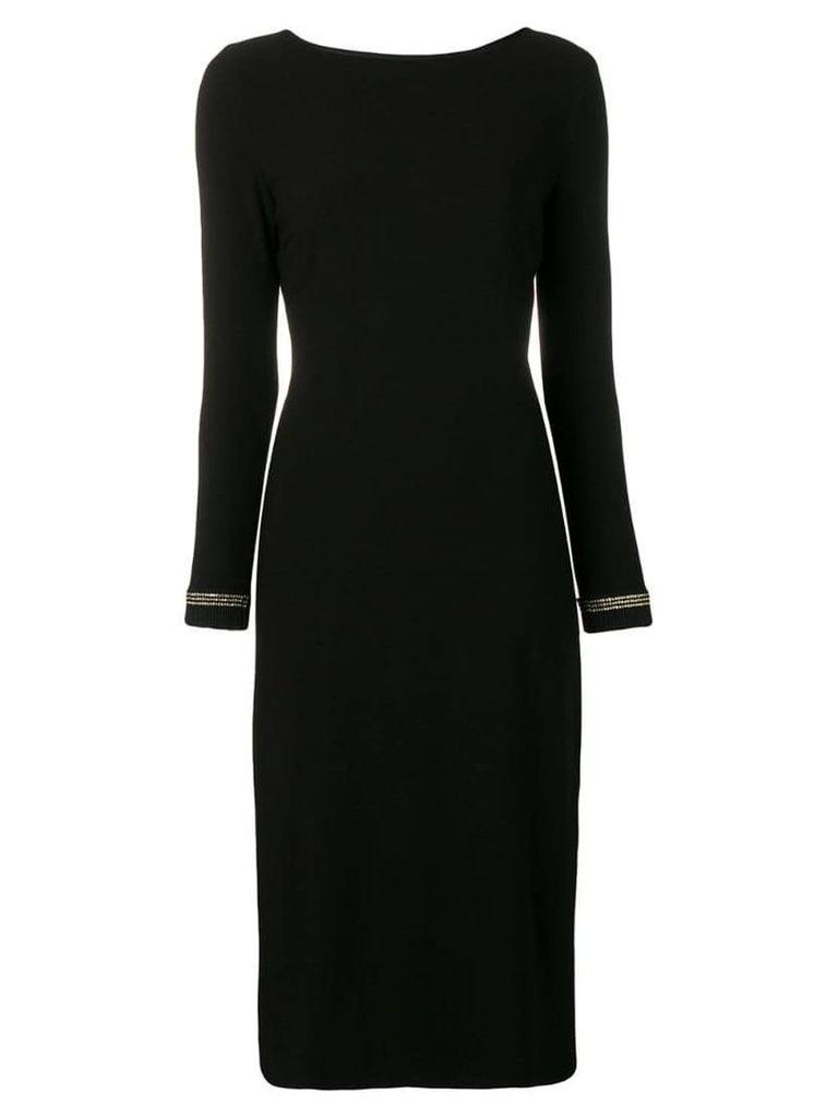 Marcha Ella midi dress - Black