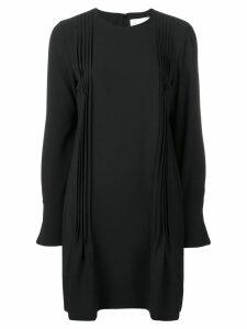 Victoria Victoria Beckham pleated detail dress - Black