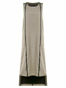Uma Wang Aliz dress - NEUTRALS