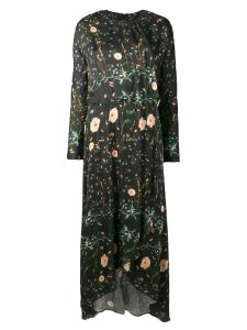 Ailanto floral printed dress - Black