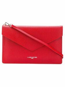 Lancaster Air clutch bag - Red