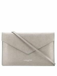 Lancaster envelope clutch bag - Metallic