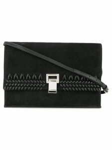 Proenza Schouler Crochet Small Lunch Bag - Black