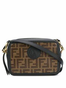 Fendi FF mini bag - Black