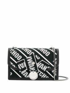 Jimmy Choo black Finley mini bag