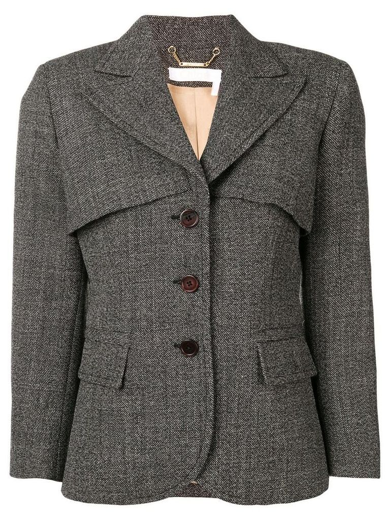 Chloé perfectly fitted jacket - Black