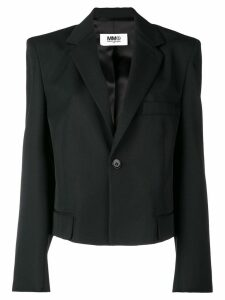 Mm6 Maison Margiela boxy blazer - Black