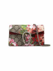 Gucci Dionysus GG Blooms super mini bag - Neutrals