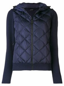 Canada Goose quilted bomber jacket - Blue