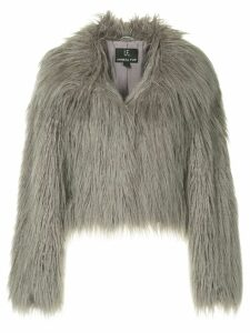 Unreal Fur The Passage of Venus jacket - Grey