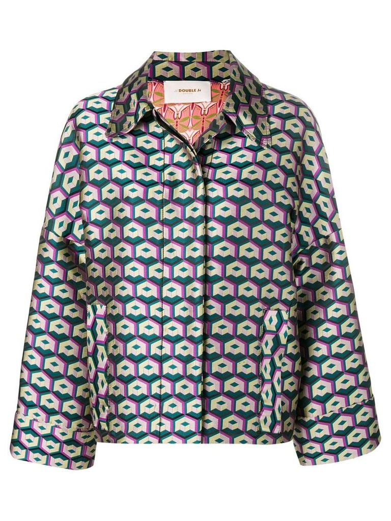 La Doublej Motorino jacket - Green