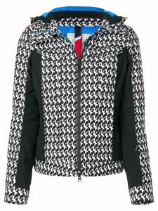 Rossignol Medaille print jacket - White