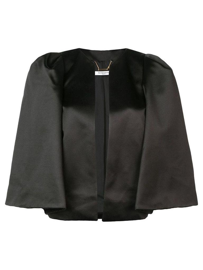 Givenchy cape jacket - Black