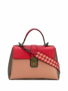 Bottega Veneta Dhalia Piazza shoulder bag - Pink
