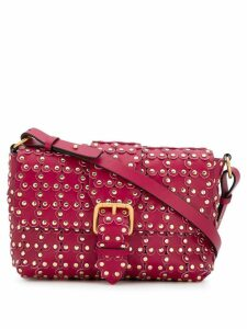 Red Valentino RED(V) Flower Puzzle shoulder bag - Pink