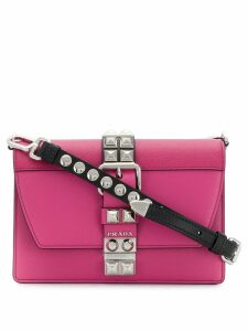 Prada Elektra small shoulder bag - Pink