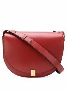 Victoria Beckham half-moon box bag - Red