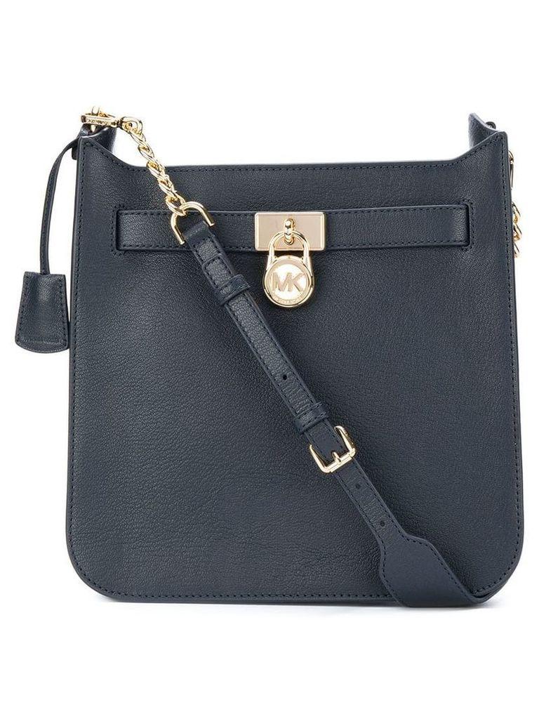 Michael Michael Kors square shoulder bag - Blue