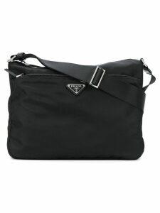 Prada Nylon messenger bag - Black