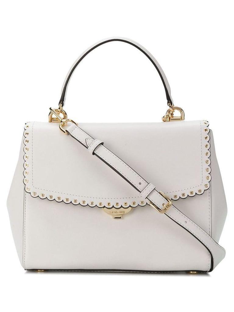 Michael Michael Kors Ava satchel - White