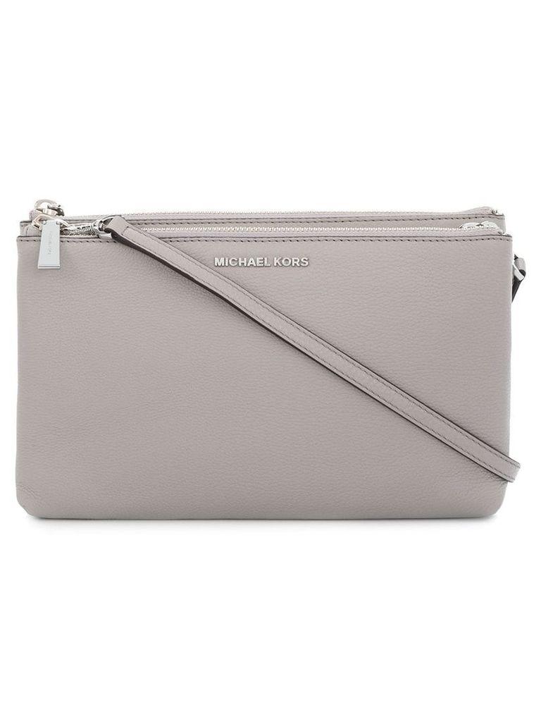 Michael Michael Kors Adele crossbody bag - Grey