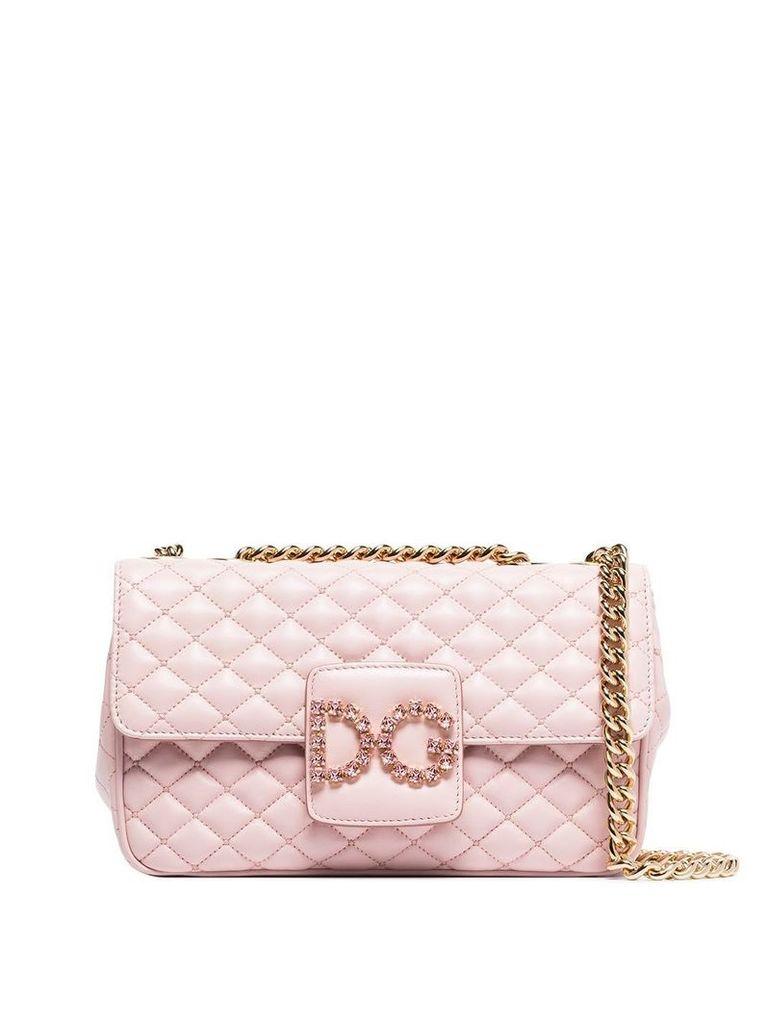 Dolce & Gabbana DG Millennial shoulder bag - Pink