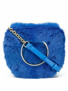 Salvatore Ferragamo Vela shoulder bag - Blue