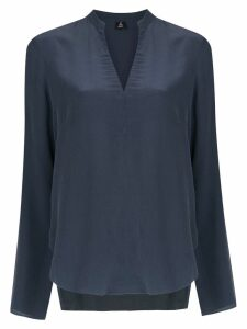 Osklen silk blouse - Blue