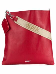 Golden Goose adjustable strap bag - Red