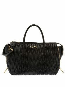 Miu Miu Miu Miu Avenue Travel bag - Black