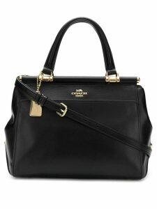 Coach structured tote bag - Black