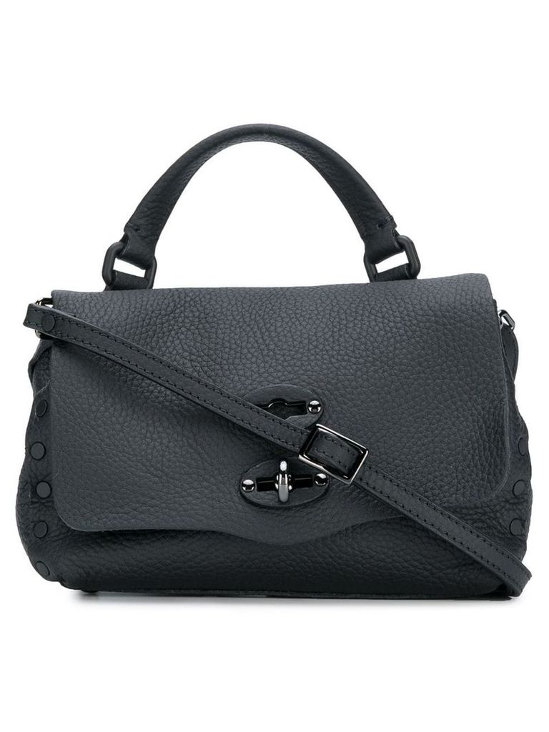 Zanellato small tote bag - Black