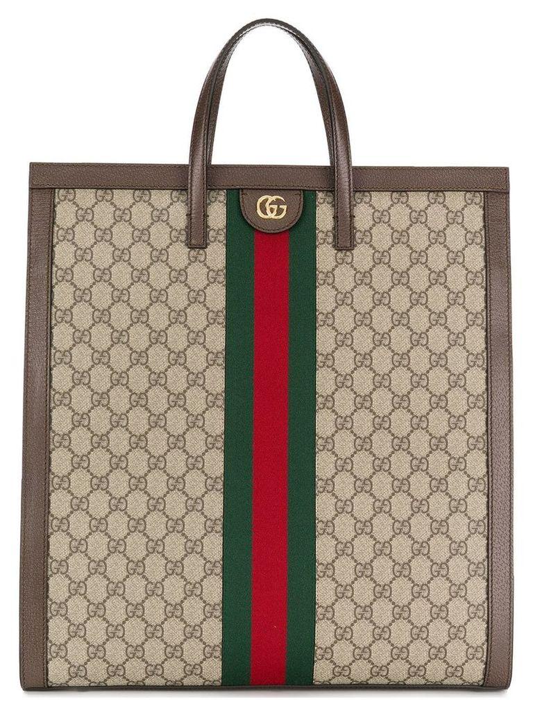 Gucci Ophidia GG Supreme tote - Neutrals