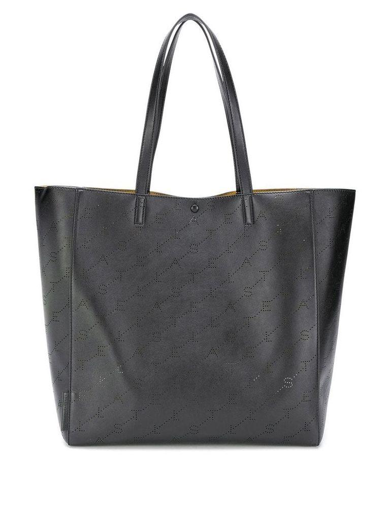 Stella McCartney Monogram tote bag - Black