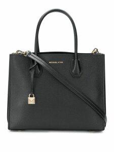 Michael Michael Kors logo tote bag - Black