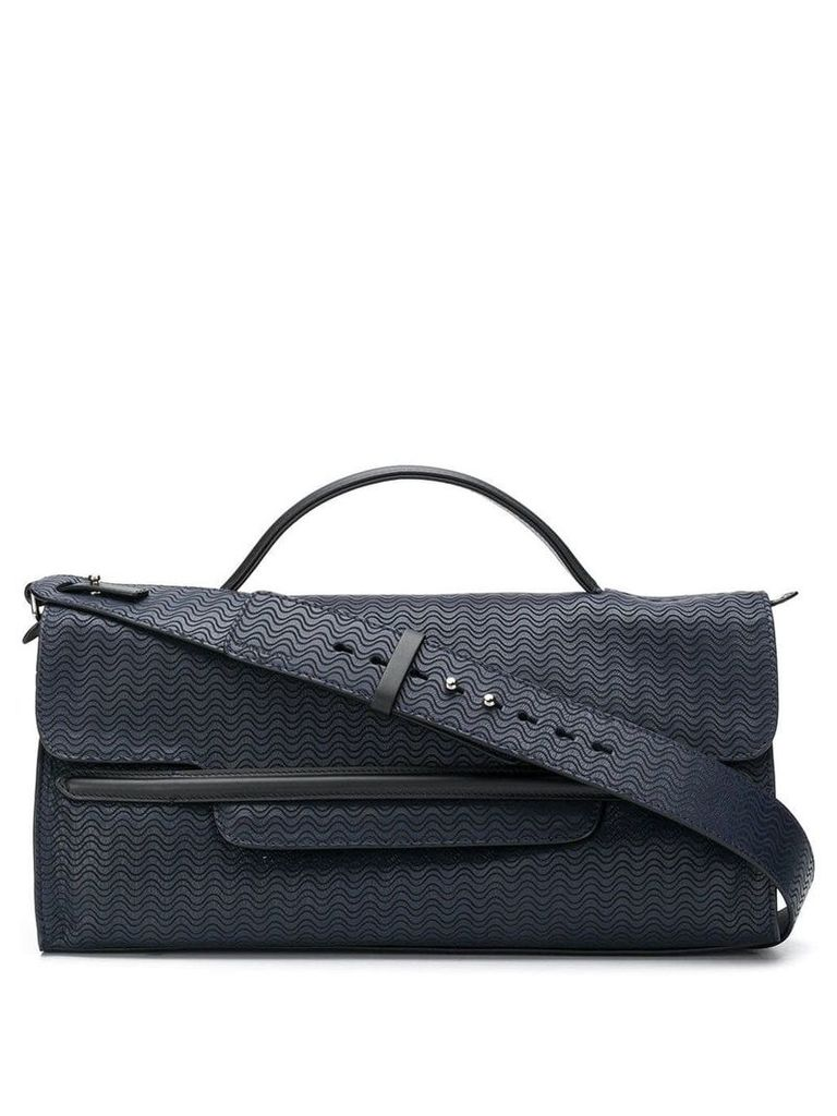 Zanellato rectangular clutch - Blue
